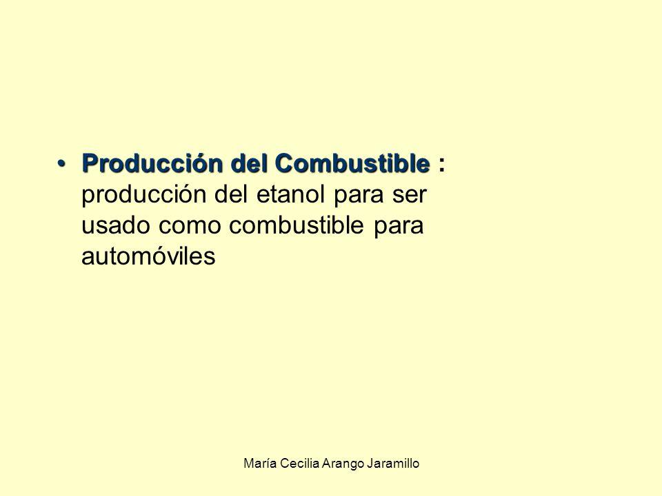 María Cecilia Arango Jaramillo Biotecnología Los microbios se utilizan como obreros en la producción de muchos compuestos como: CombustibleCombustible MineríaMinería BiocontrolBiocontrol Productos farmacéuticosProductos farmacéuticos Biochips del ordenadorBiochips del ordenador Productos químicosProductos químicos Ingeniería genéticaIngeniería genética