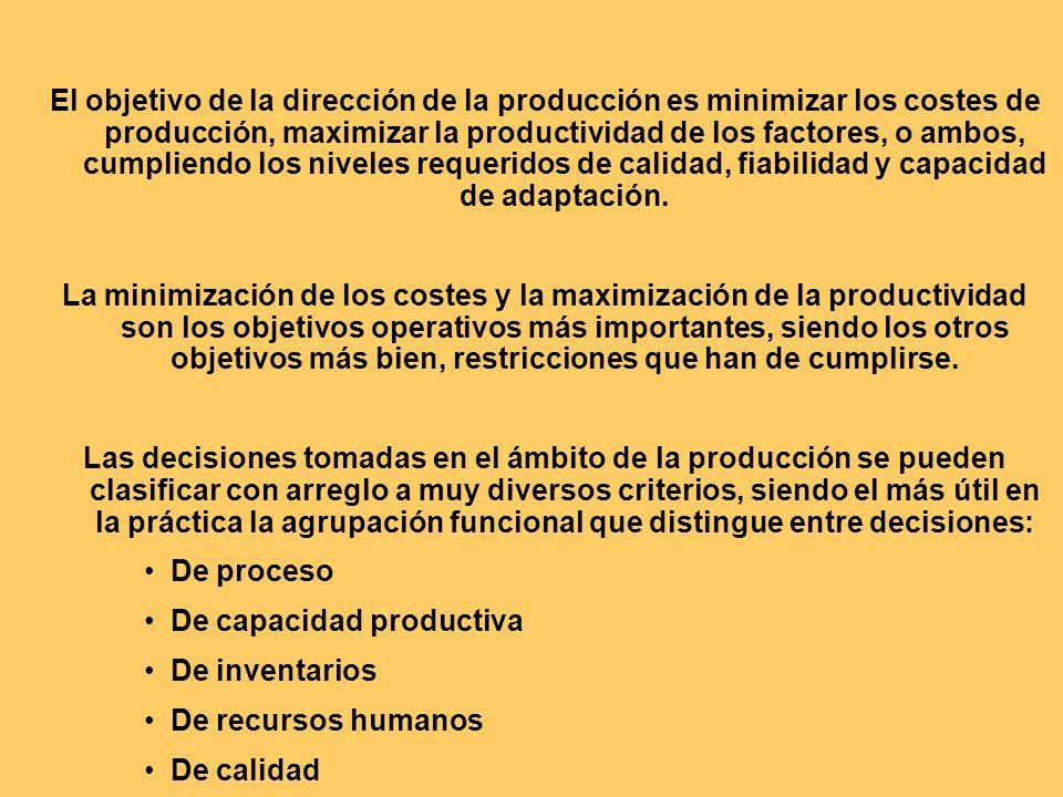 Diferencias entre la elaboración de bienes y la producción de servicios Los resultados de los procesos productivos, es decir, los productos, pueden ser bienes o servicios.