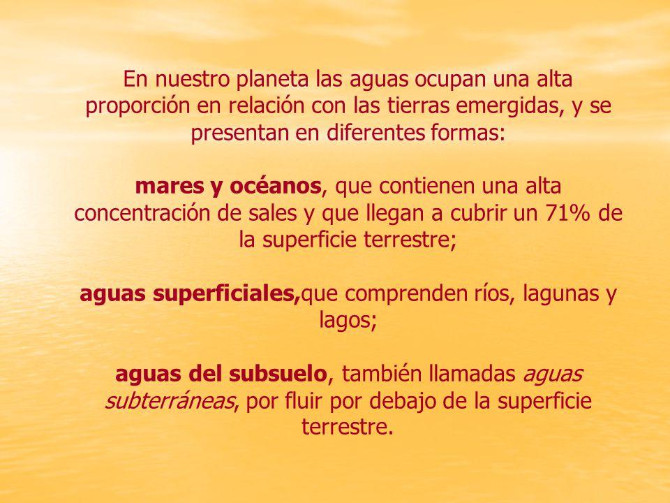 Fuente: Ministerio del Medio Ambiente, 1996.