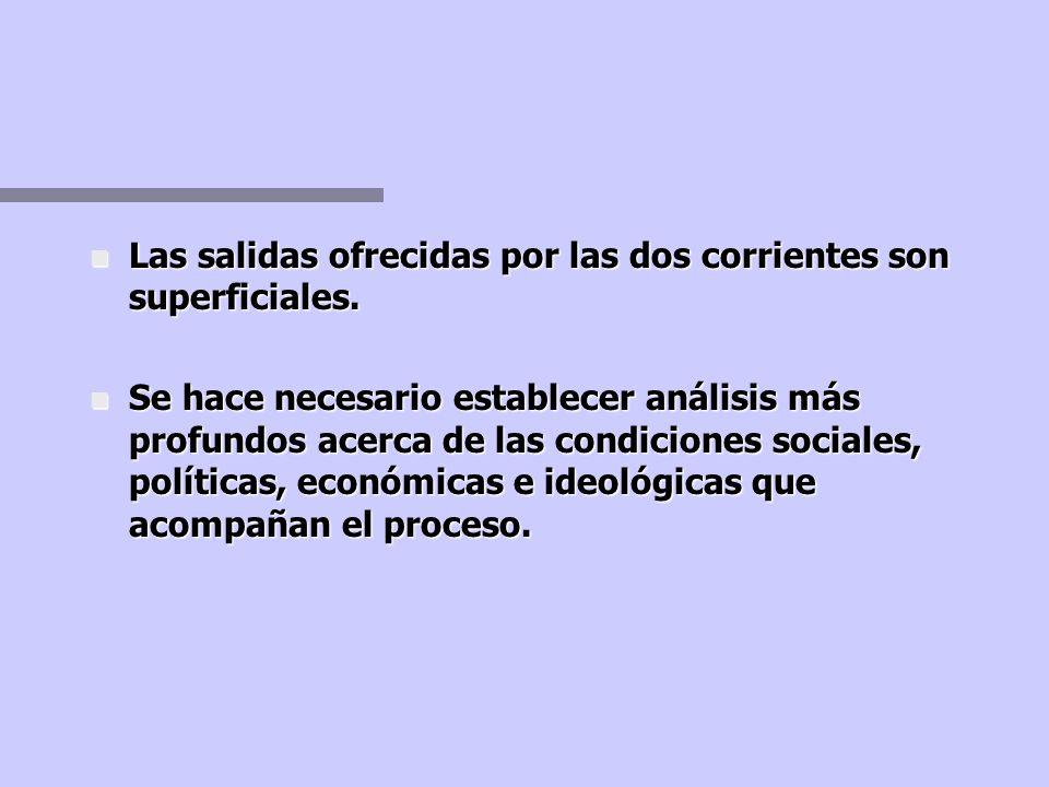 TEORIA DE LA URBANIZACION DEPENDIENTE REPLANTEAN LOS POSTULADOS MARGINALISTAS: n El problema no es atribuible a la dimensión cultural n La urbanizació