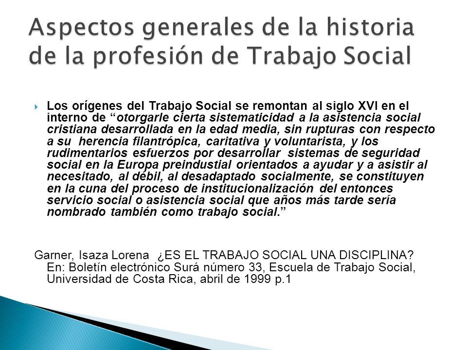 En la década de los 80 se tiene como referente teórico, además de la política social, las nuevas tendencias sociológicas y económicas sobre el desarrollo social y humano.