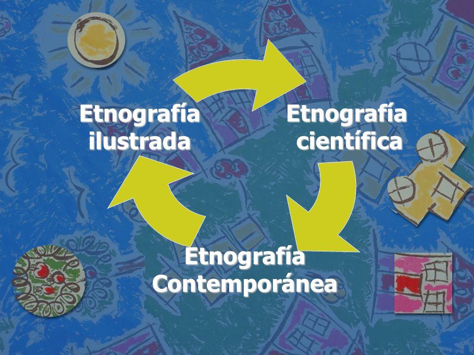 Etnografíacientífica EtnografíaContemporánea Etnografíailustrada