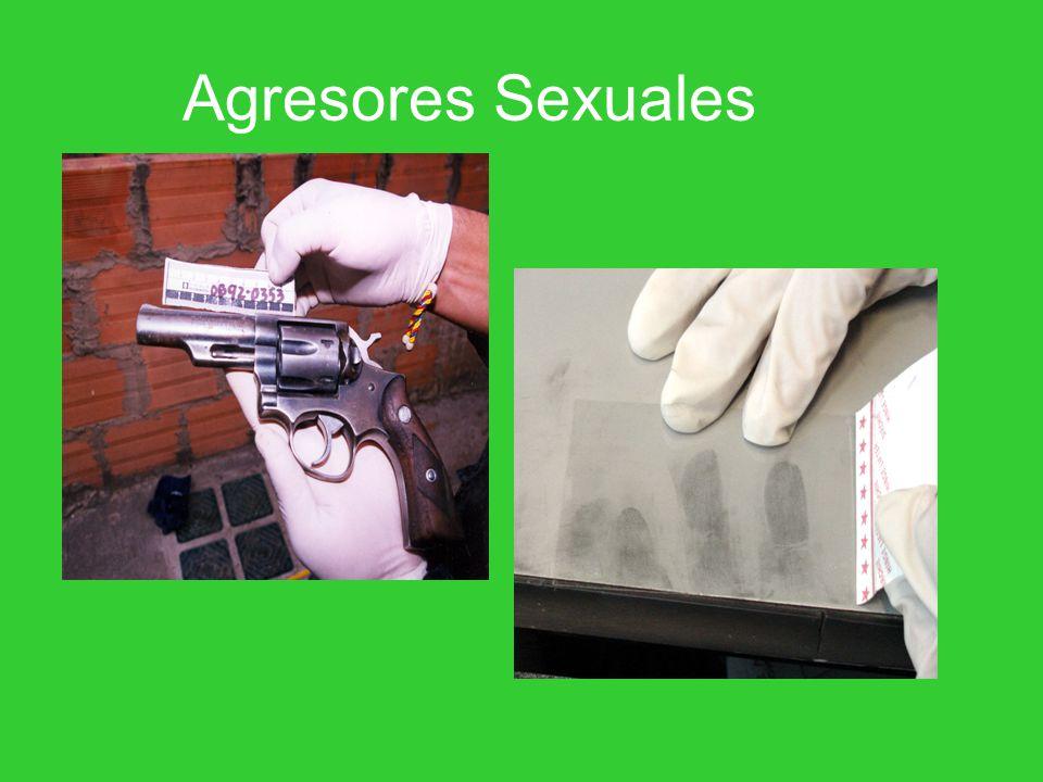 Agresores Sexuales