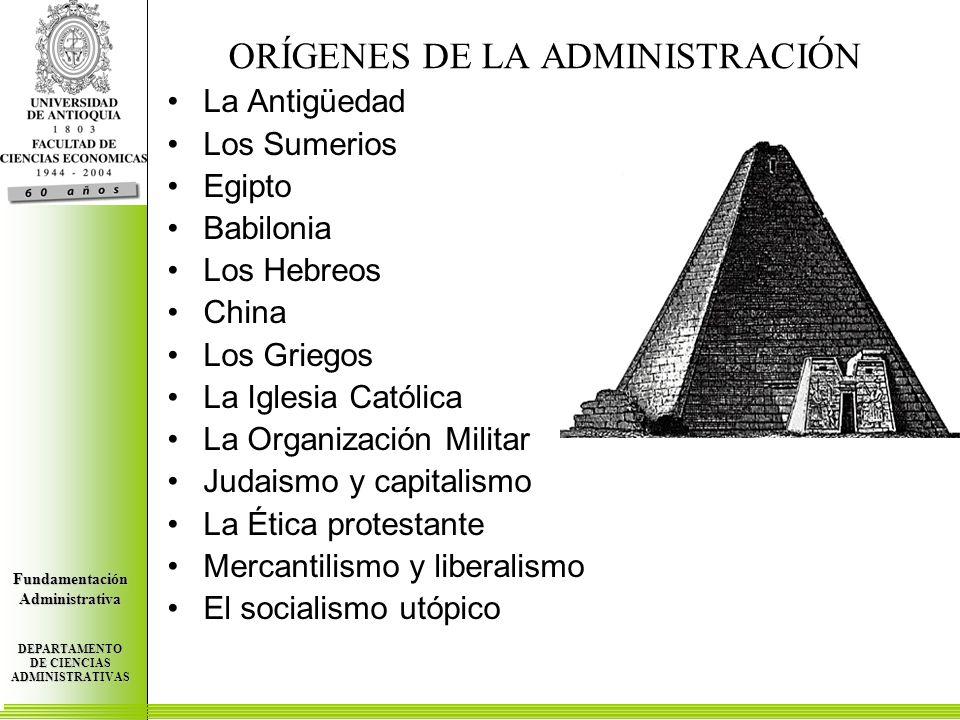 Centro de Investigaciones Económicas FundamentaciónAdministrativa DEPARTAMENTO DE CIENCIAS ADMINISTRATIVAS Centro de Investigaciones Económicas FundamentaciónAdministrativa DEPARTAMENTO DE CIENCIAS ADMINISTRATIVAS Centro de Investigaciones Económicas FundamentaciónAdministrativa DEPARTAMENTO DE CIENCIAS ADMINISTRATIVAS ENFOQUE CLÁSICO DE LA ADMINISTRACIÓN ESCUELA CIENTÍFICA Pretaylorianos Charles Babbage H.