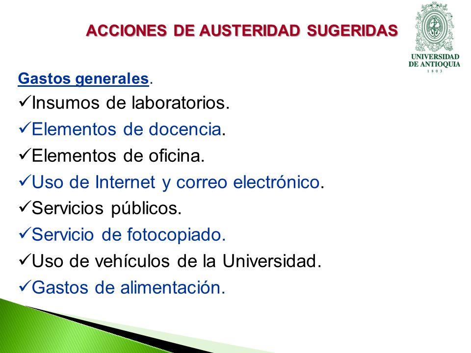 BUENAS PRÁCTICAS: Aportar a la Sostenibilidad Financiera de la Institución, compromiso de todos.