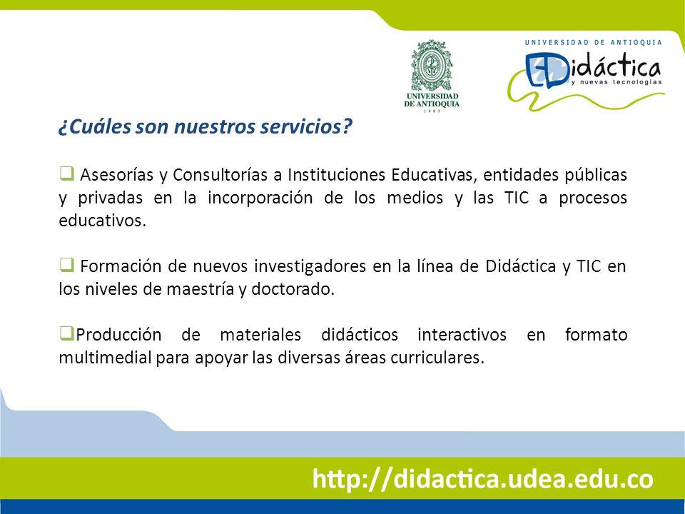 Producción de materiales didácticos interactivos en formato multimedial para promover la Alfabetización digital.