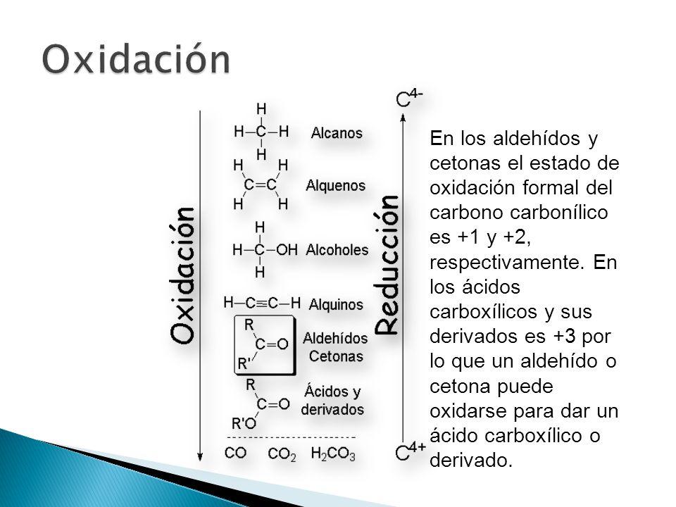 TAUTOMERÍA CATALIZADA POR BASE: TAUTOMERÍA CATALIZADA POR ACIDO: C C O - - + H:B :B-:B- C C O H C C OH+:B- ENOL C C OH H Carbocatión ENOL C C O H C C