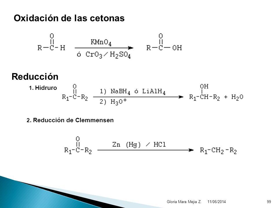 1. ADICIÓN NUCLEOFÍLICA Debido a la resonancia del grupo carbonilo la reacción más importante de aldehídos y cetonas es la reacción de adición nucleof