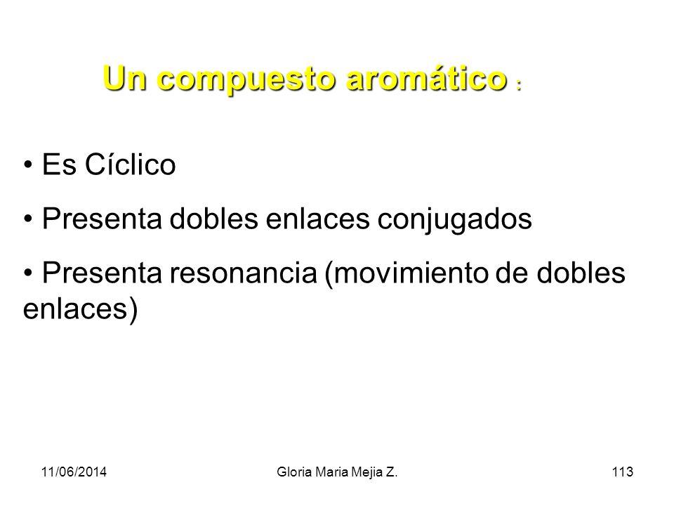 Hidrocarburos aromáticos policíciclos ¿Por qué tanto interés? 1.Distribución global 2.Propiedades tóxicas 11/06/2014112Gloria Maria Mejia Z.
