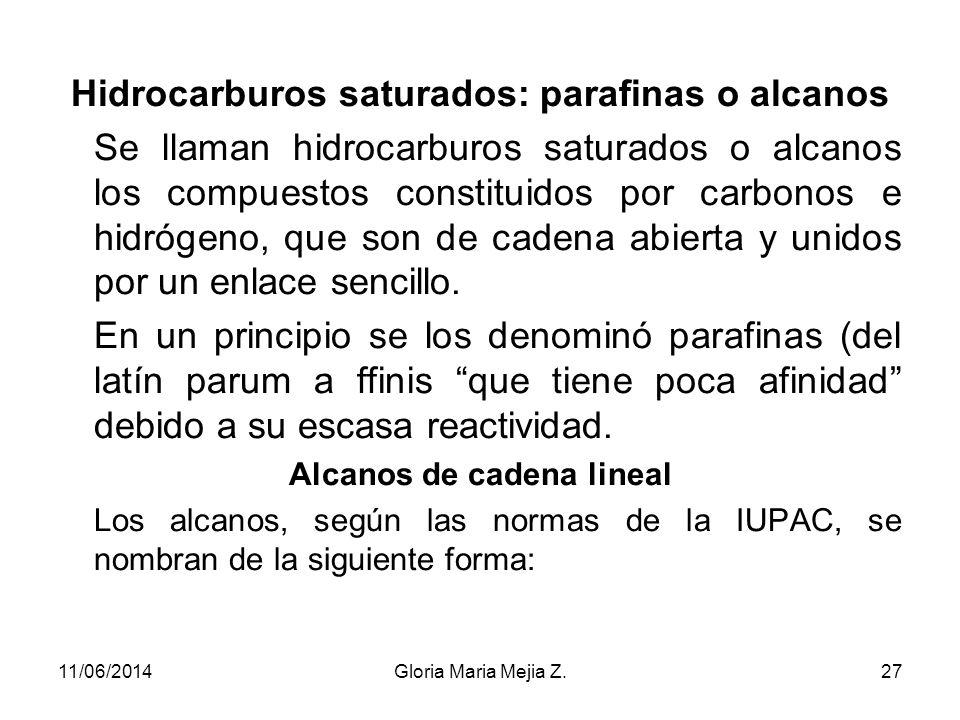 HIDROCARBUROS GENERALIDADES 1.Clasificación de los hidrocarburos Se llaman hidrocarburos aquellos compuestos exclusivamente por cadenas de carbono e h
