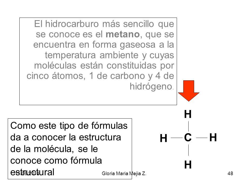 Los átomos de C se denominan primarios, secundarios, terciarios y cuaternarios según estén unidos, respectivamente, a uno, dos, tres o cuatro átomos d