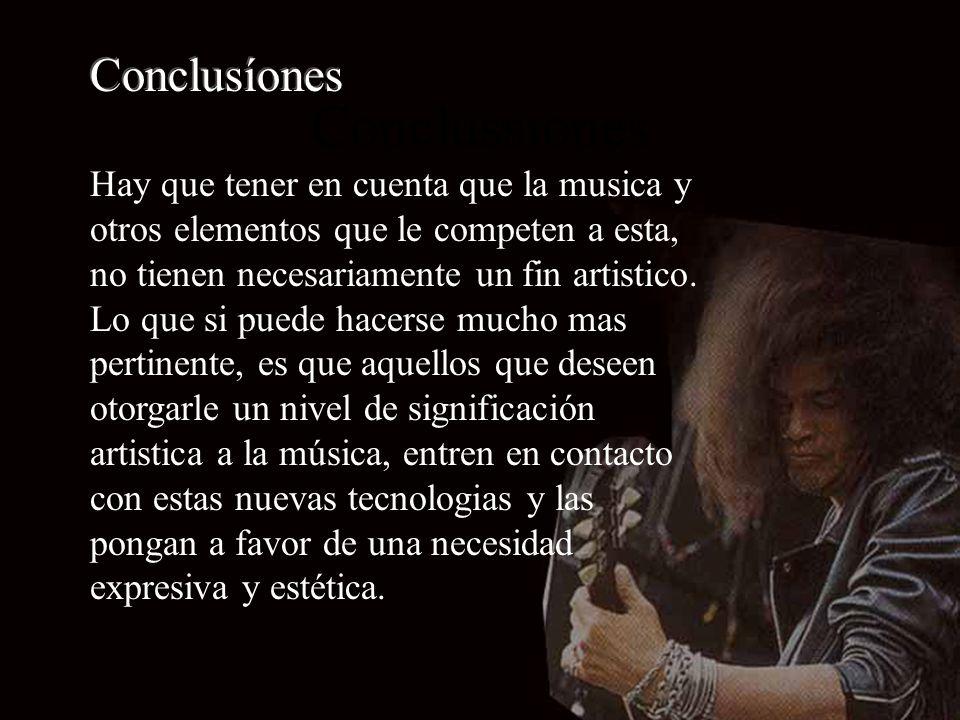 Conclussiones