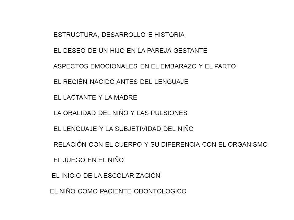 Bibliografía MILLER, JACQUES-ALAIN.ESTRUCTURA, DESARROLLO E HISTORIA.