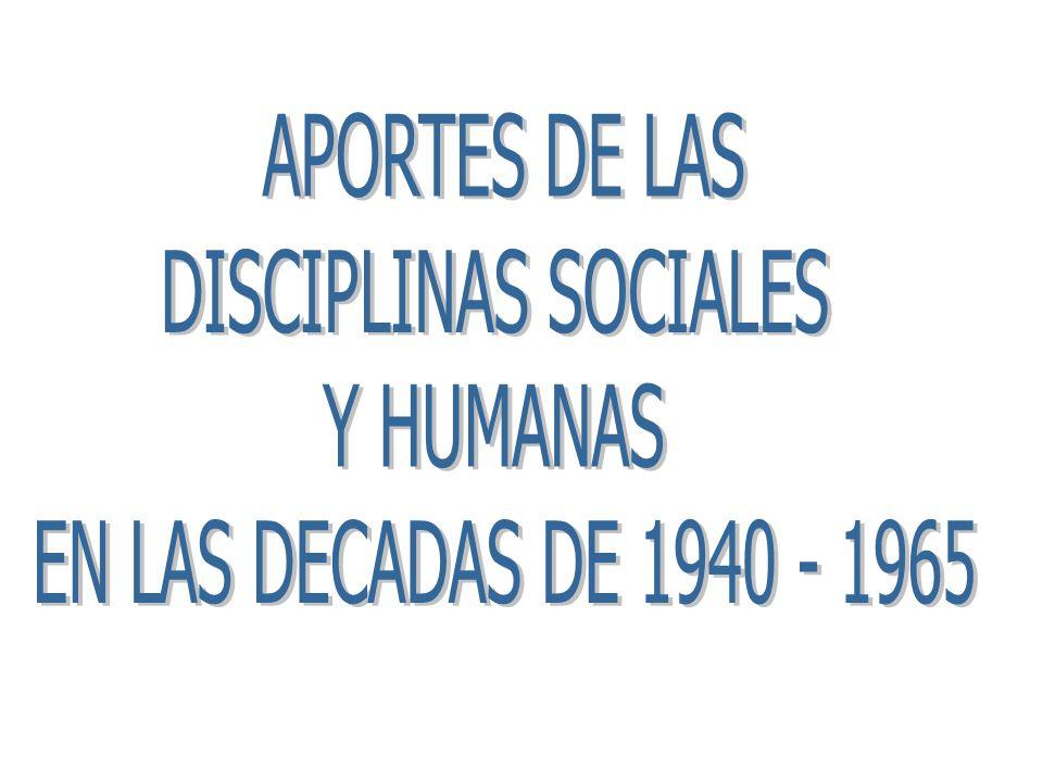 TRABAJO SOCIAL PSICOLOGIA SOCIOLOGIA ANTROPOLOGIAANTROPOLOGIA HISTORIA HISTORIA