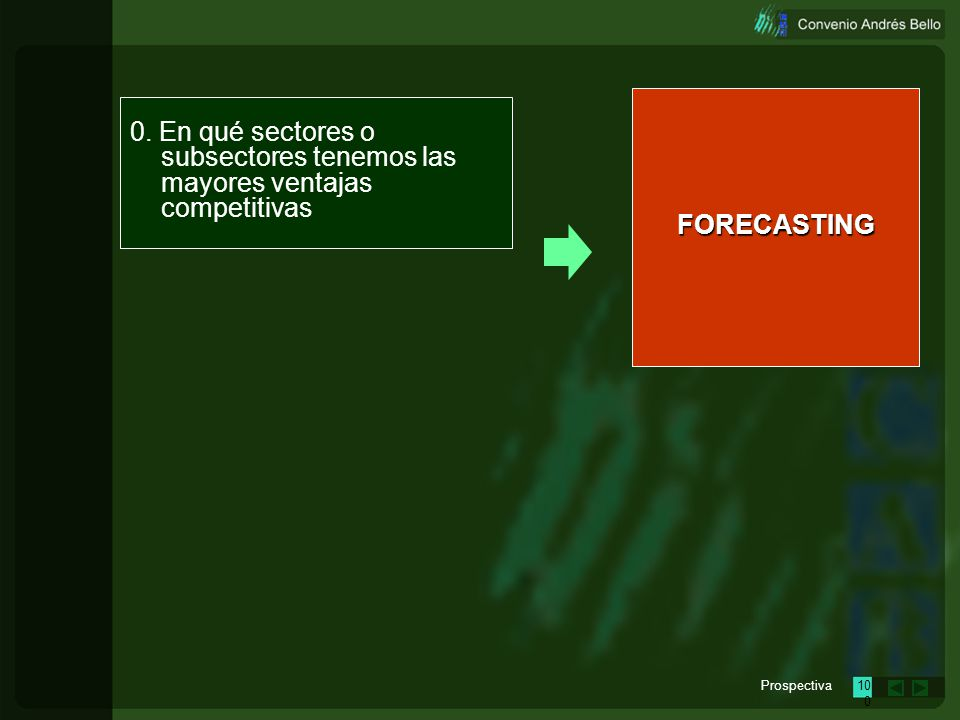 Prospectiva99 FORECASTING