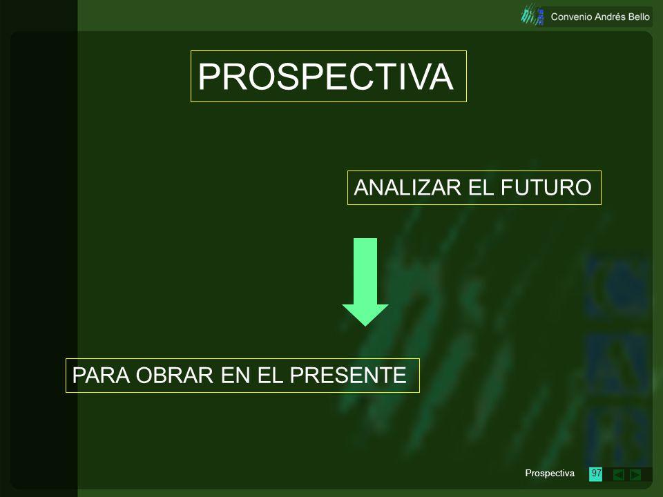 Prospectiva96 Propuesta Prospectiva