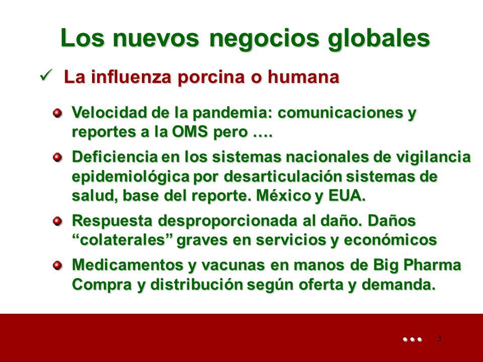 3 3 Velocidad de la pandemia: comunicaciones y reportes a la OMS pero ….