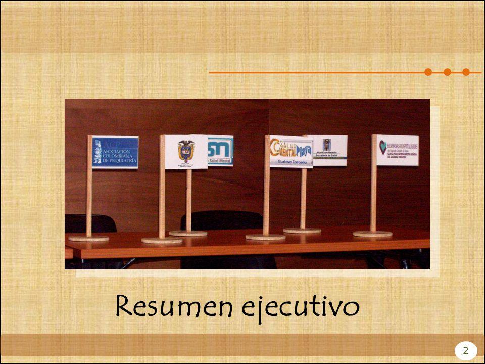 2 Resumen ejecutivo