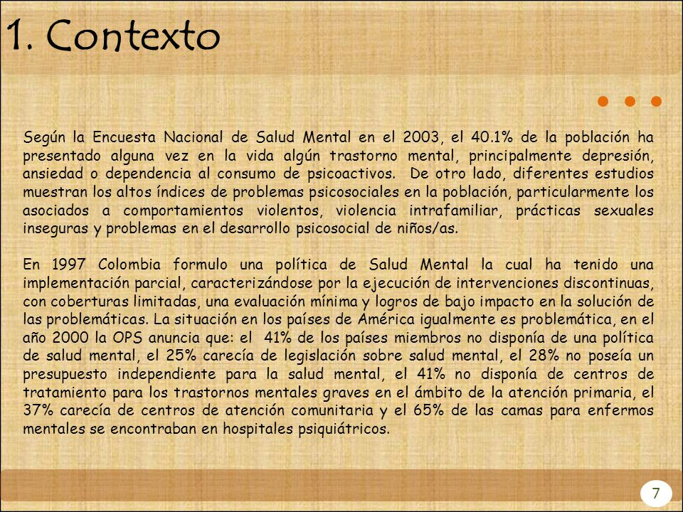 4.3.3 Mesa 3 Educación e investigación en atención primaria en salud mental Moderador Sergio Cristancho Relator Claudia Gálvez 4.3.