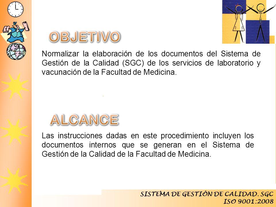 Laboratorios Empresariales Competir y Triunfar SISTEMA DE GESTIÓN DE CALIDAD.