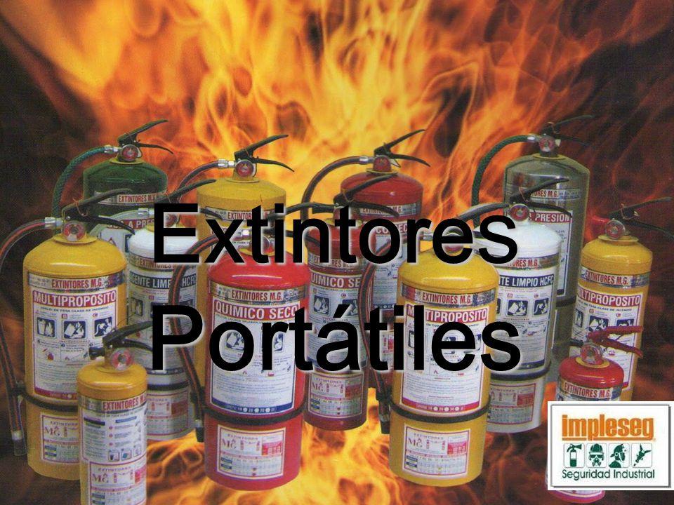 Extintore s Portátiles