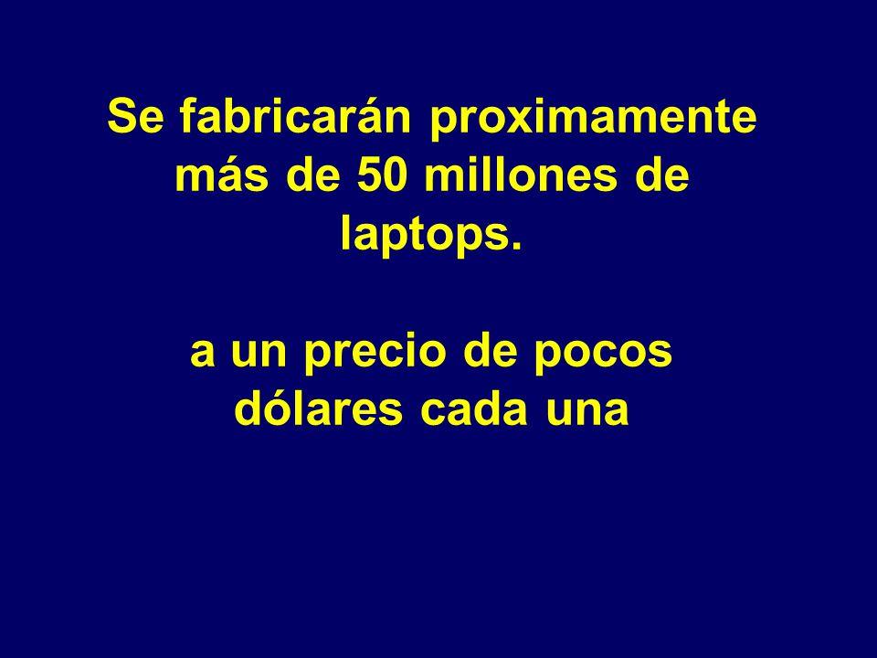 47 millones de laptops se fabricaron... sólo en el 2006