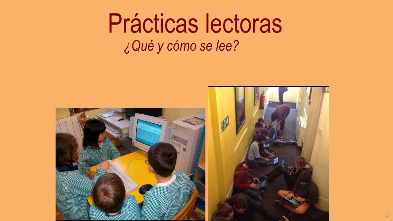 Leer libros de texto Dificultades técnicas : acceder y navegar por el libro; subrayar y anotar; usarlo fuera del periodo escolar, etc.