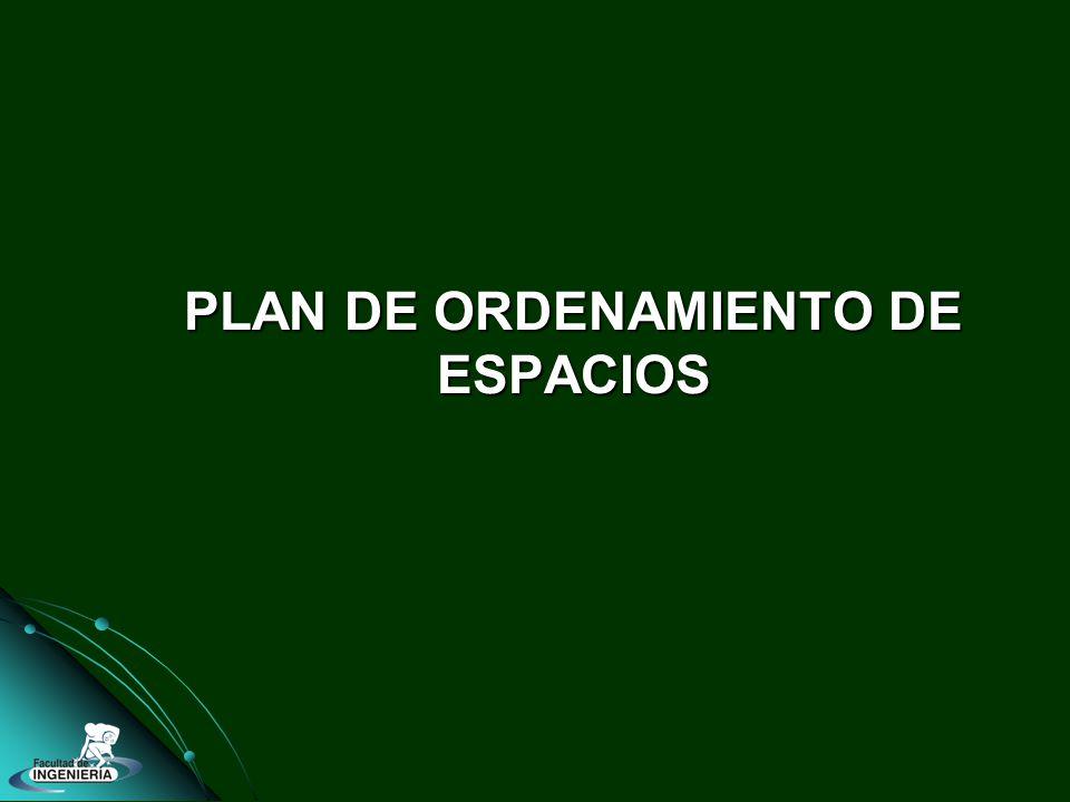 PLAN DE ORDENAMIENTO DE ESPACIOS