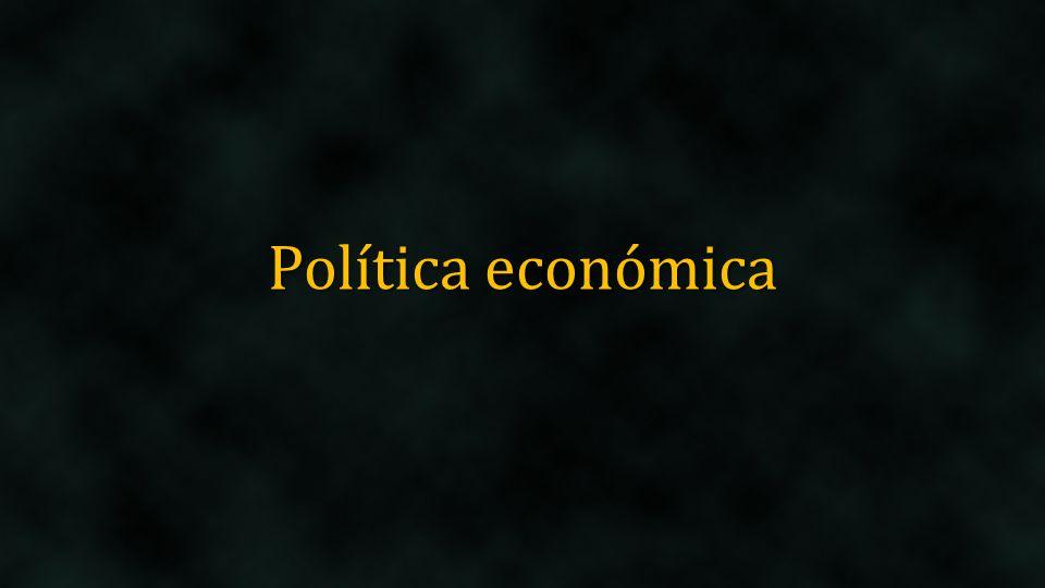 Política monetaria Conjunto de decisiones que las autoridades monetarias adoptan con el fin de buscar la estabilidad del valor del dinero y evitar desequilibrios permanentes en la balanza de pagos, y ejercer influencia sobre las tasas de interés y la inflación.
