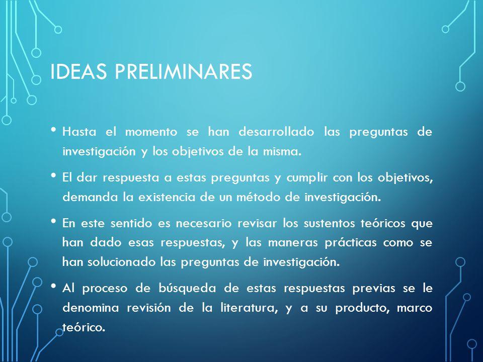 CONFERENCIAS Similar a los working paper: reportes parciales.