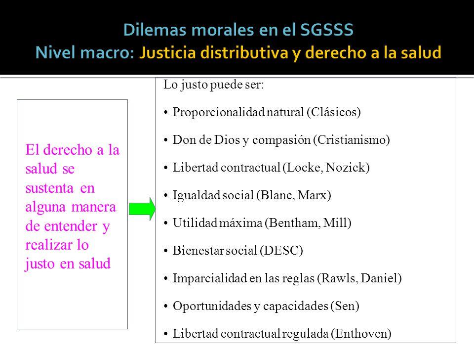 AutonomíaBeneficencia Justicia No maleficencia Primacía de la justicia y los derechos en la Bioética latinoamericana (Red UNESCO)