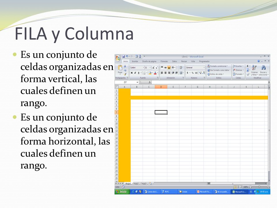 Tabla de datos Se debe realizar una tabla con los datos del ejercicio e indicarle a Excel cual es la celda que contiene el valor que se desea alcanzar (B9), y la celda con los datos que pueden variar (B3).