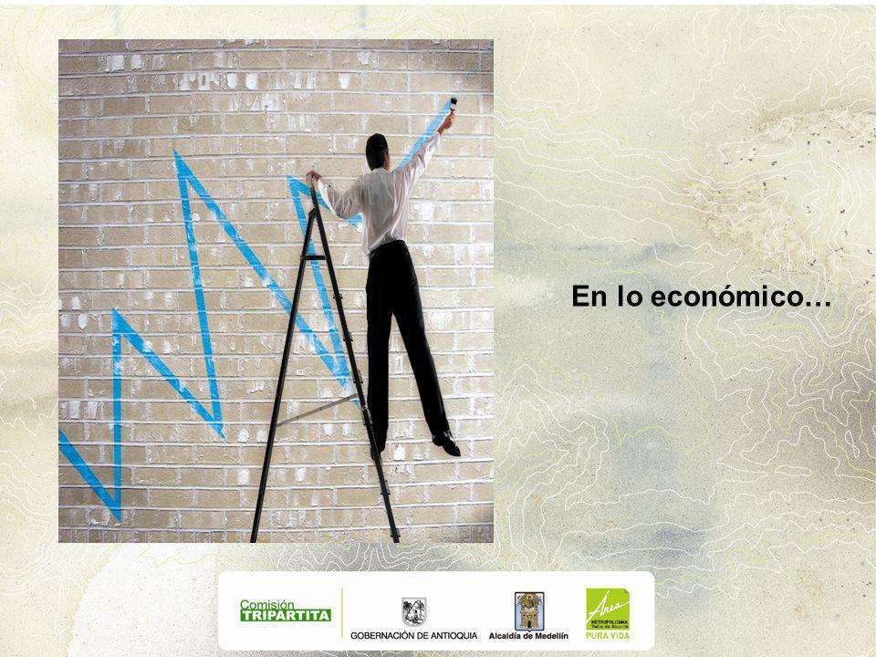 En lo económico…