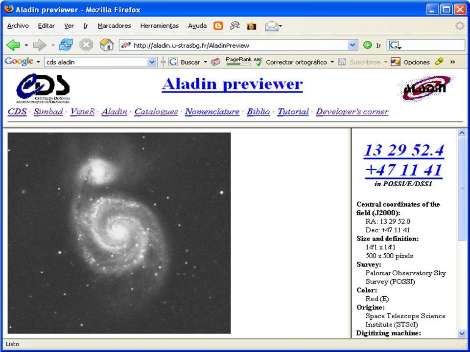 ELDA – 2006/IICursos de Extensión en Astronomía y Astrofísica Última actualización: Febrero 24 de 2006