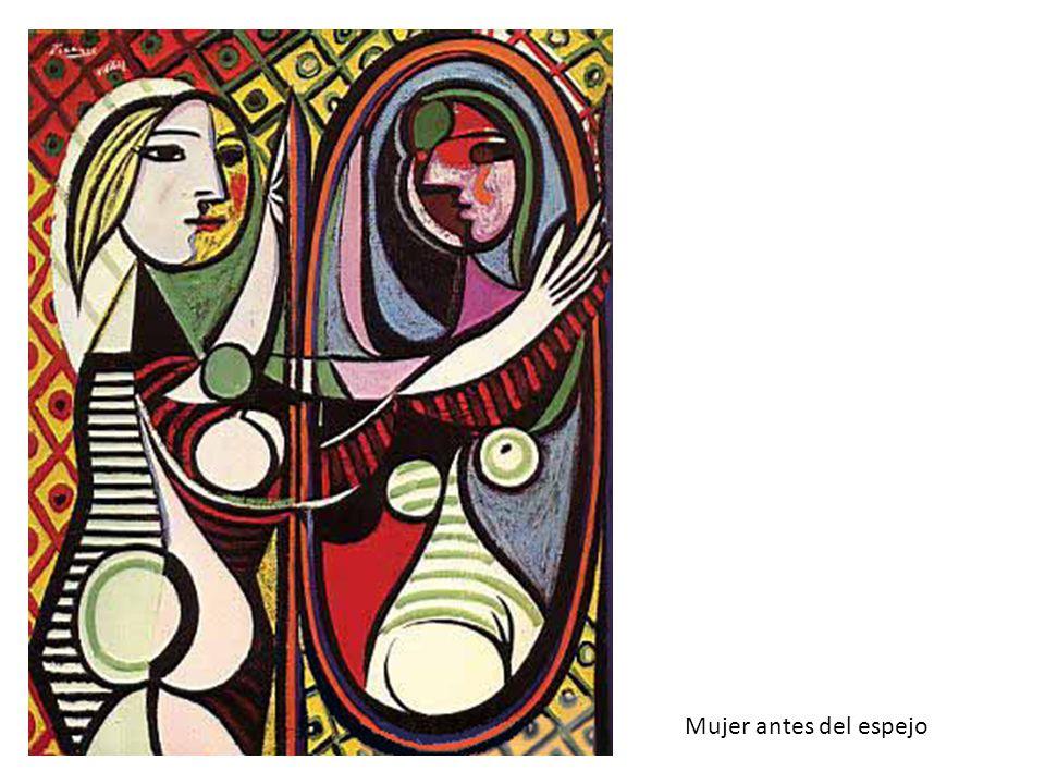 El cubismo se caracteriza por puntos de vista roto y se han reorganizado para ofrecer una variedad de puntos de vista.
