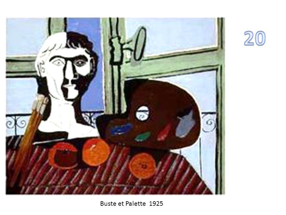 Las mejores obras de Picasso Votados por el público en internet