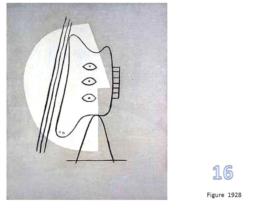 La Nageuse 1934