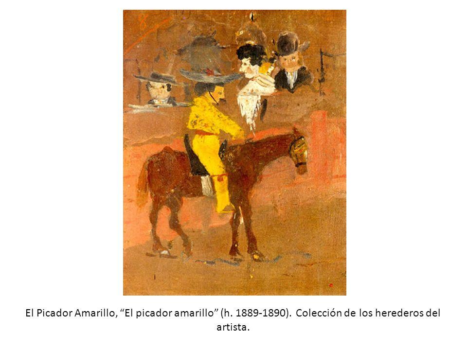Su padre era ayudante de dibujo en la Escuela de Bellas Artes de Málaga y conservador del Museo Municipal Influencias en su niñez Su padre fue la primera persona en darle clases de dibujo