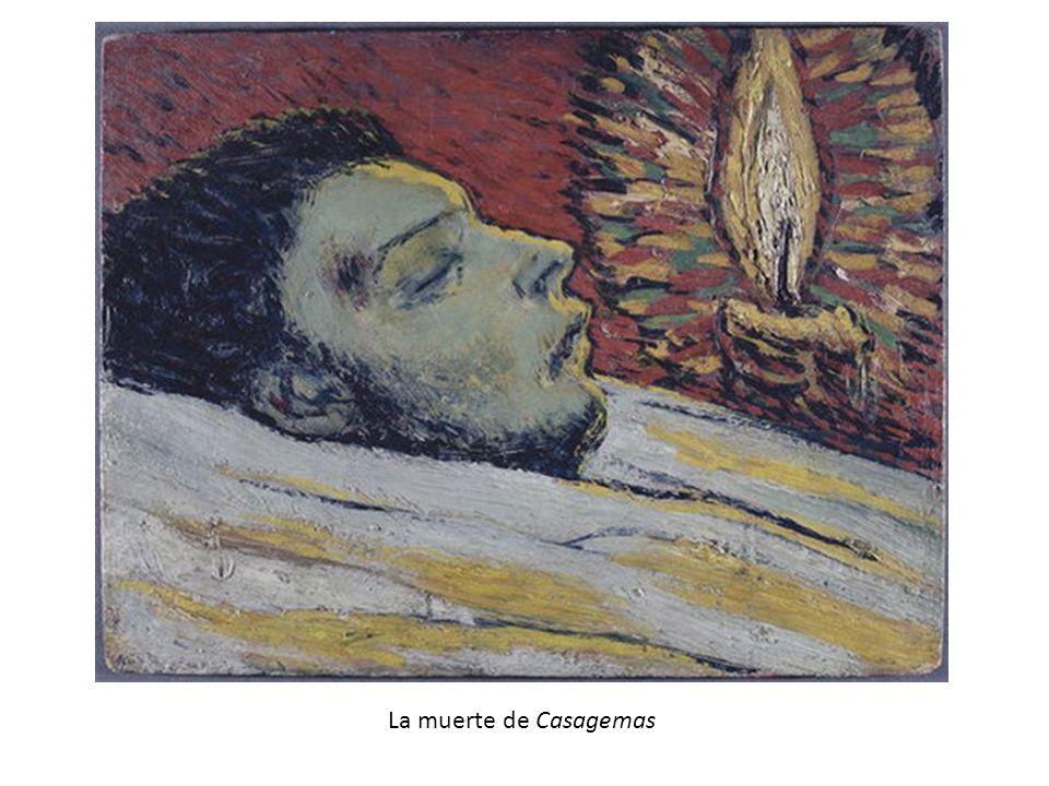 Periodo azul de Picasso (1901 – 1904) Explica a su entender la miseria humana