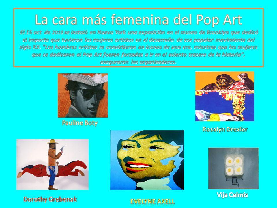 Pop Art es el resultado de un estilo de vida, la manifestación plástica de una cultura caracterizada por la tecnología y la consumición, en que los objetos ya no son únicos Yulimar Cardero Viera