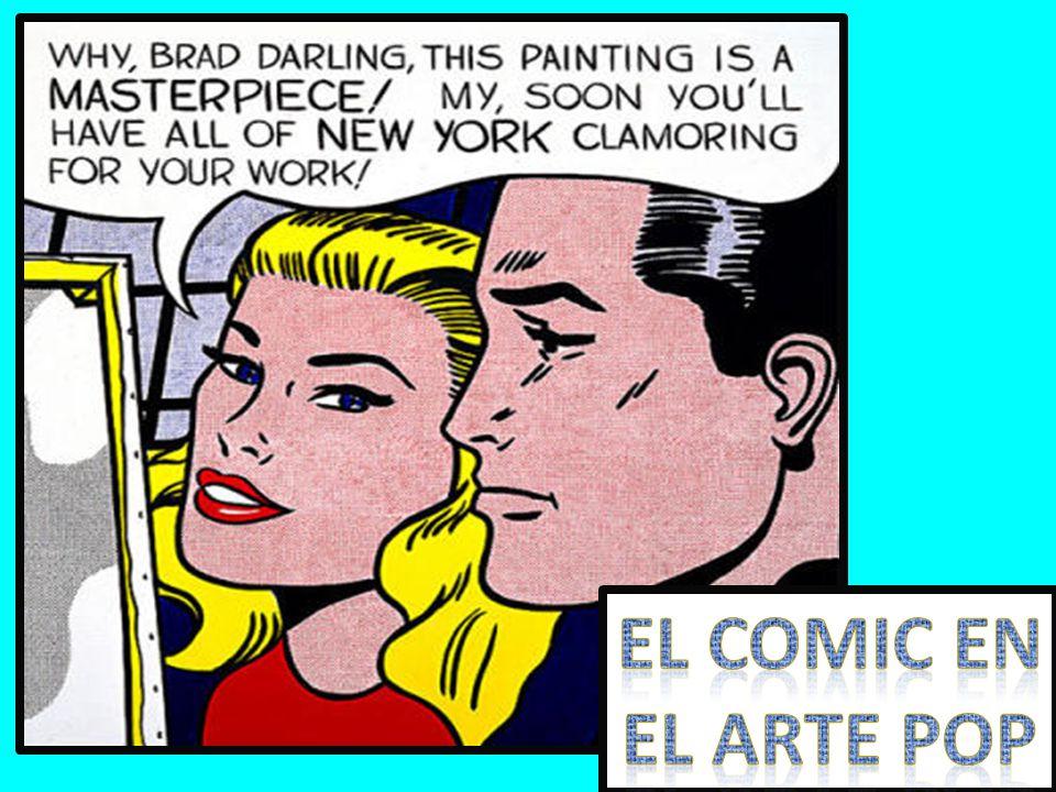 El artista más famoso en el mundo del cómic que pertenece al movimiento Pop Art es Roy Lichtenstein.