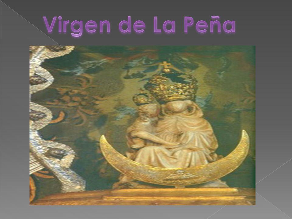 Nuestra Señora de la Peña es una advocación mariana que representa a la Virgen María.