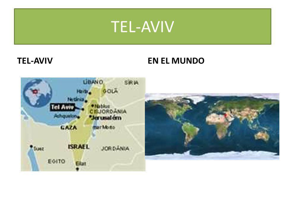 TEL-AVIV EN EL MUNDO