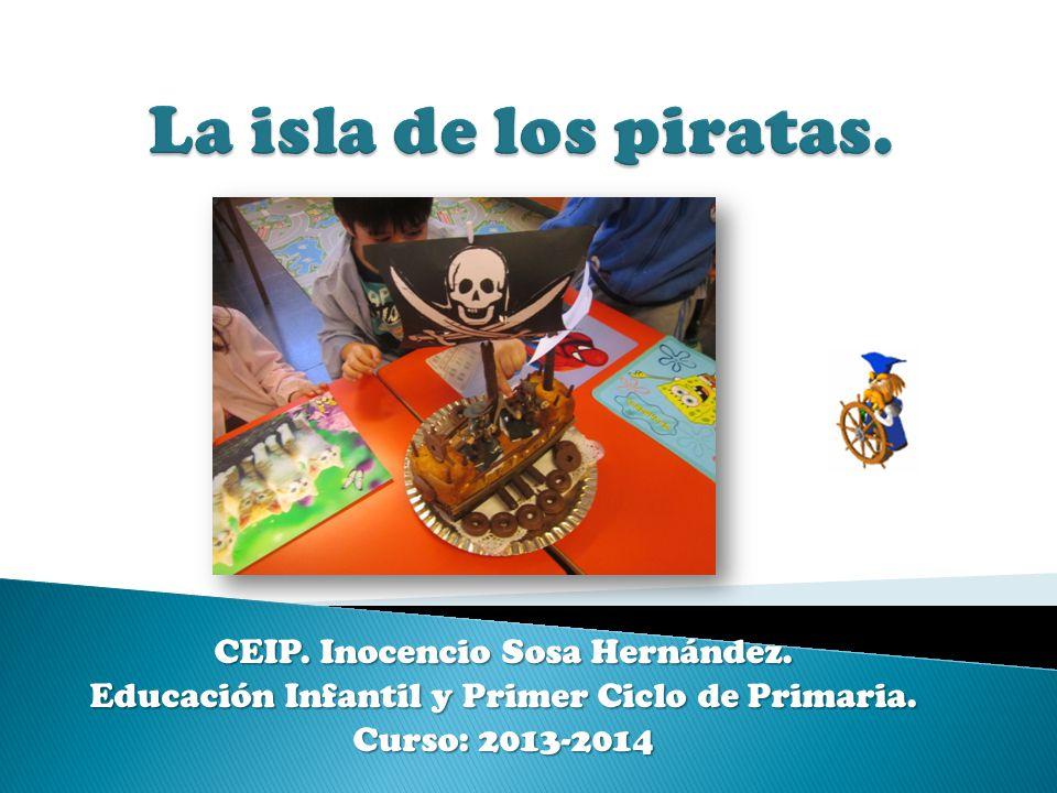 CEIP. Inocencio Sosa Hernández. Educación Infantil y Primer Ciclo de Primaria. Curso: 2013-2014
