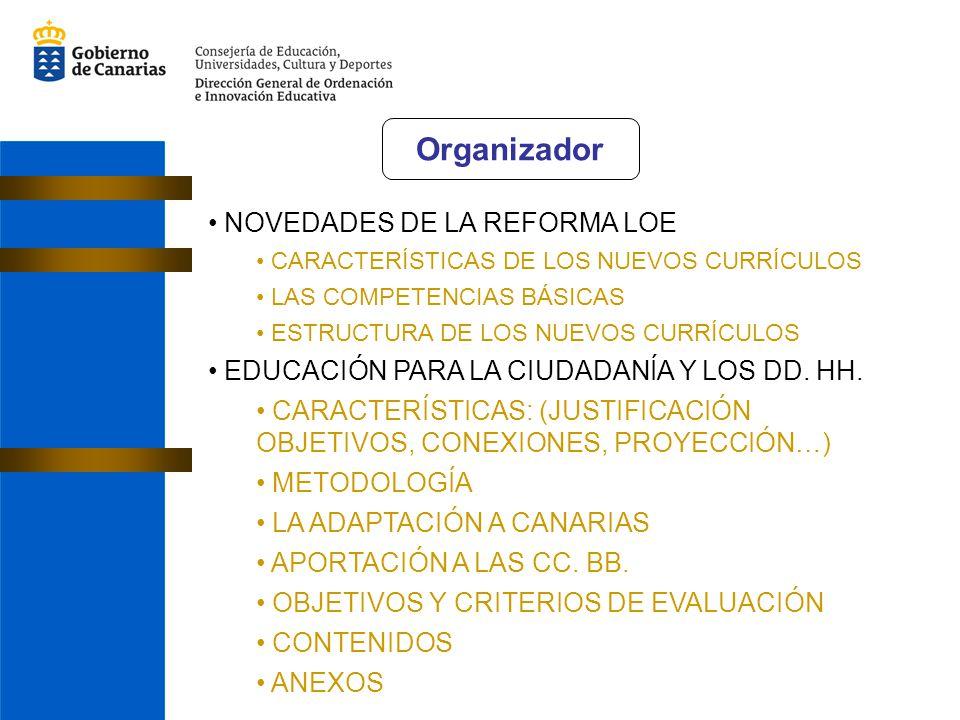 No existe una relación unívoca entre la enseñanza de determinadas áreas o materias y el desarrollo de ciertas competencias básicas.