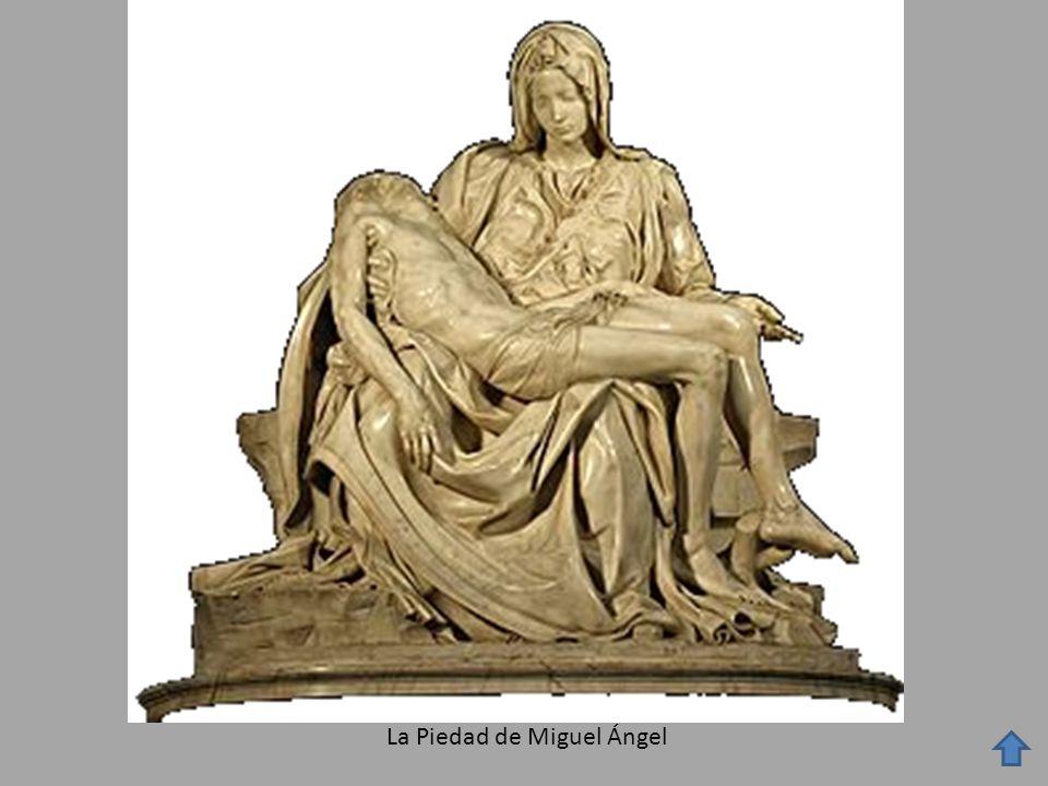 La Piedad de Miguel Ángel