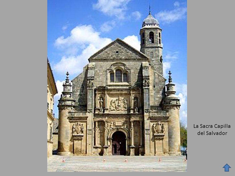 La Sacra Capilla del Salvador