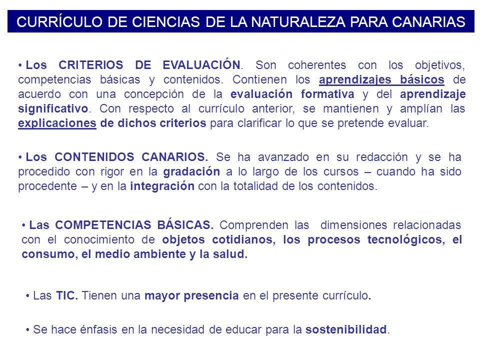 Criterios de evaluación (11) (continuación).4.