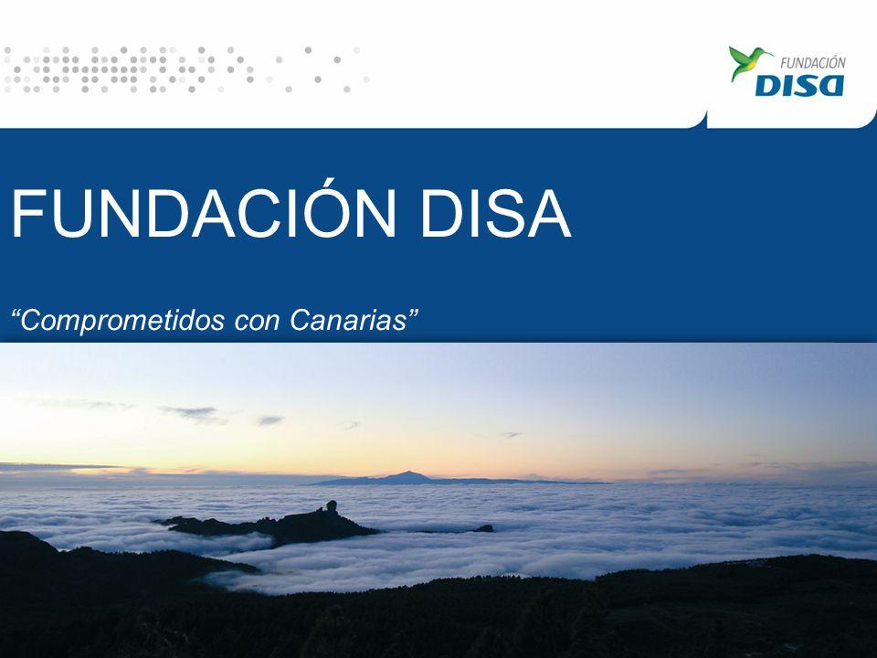 FUNDACIÓN DISA Comprometidos con Canarias Raquel Montes / Fundación DISA