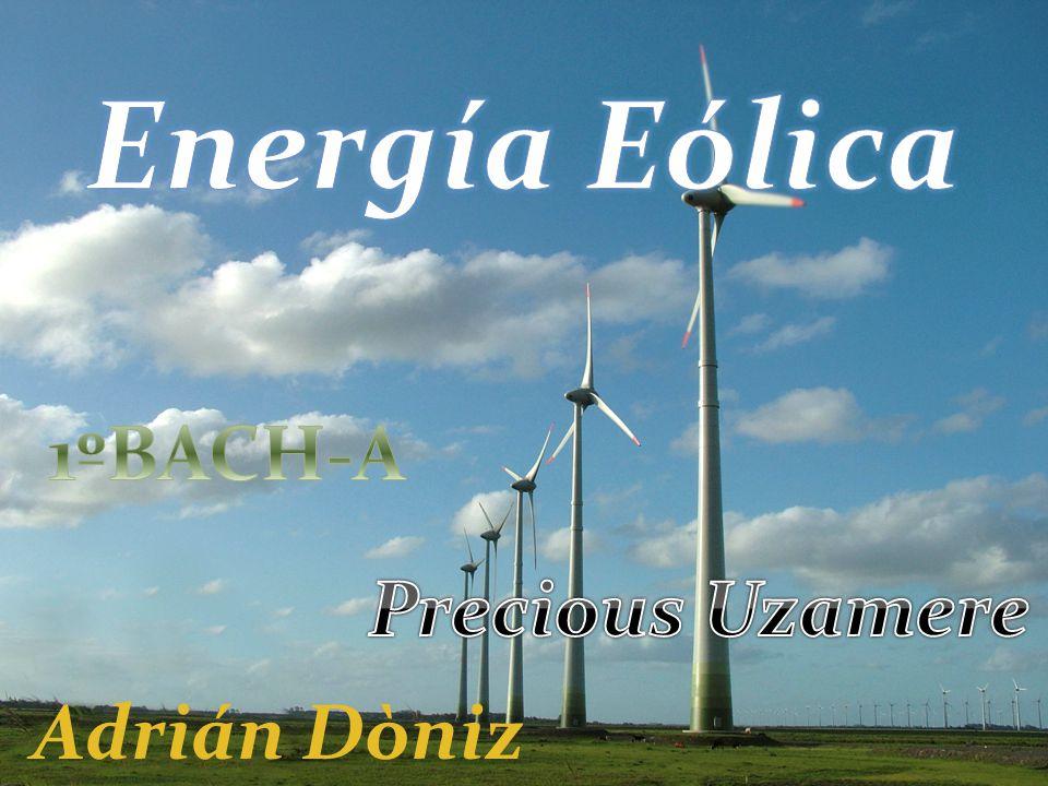 Explicar los resultados de nuestra investigación de la energía eólica: Las formas de obtener esta energía renovable.